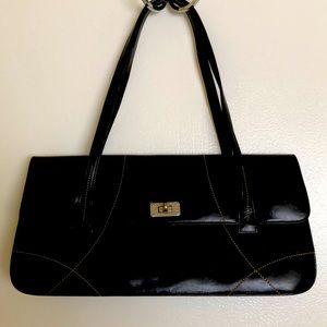 BCBGMaxAzaria•Vintage Black Handbag